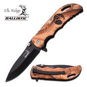 ELK RIDGE LOCK KNIFE ER-A008BC