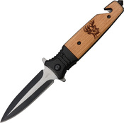 ELK RIDGE KNIFE CN300259DE