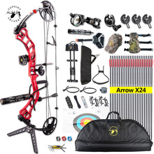 TP 1000 RED COMPOUND BOW