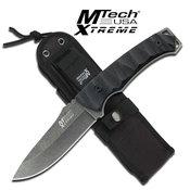 MTECH FIX BLADE KNIFE MX-8100