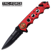 FIRE FIGHTER KNIFE TF-611DR