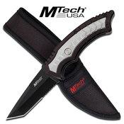 MTECH FIX BLADE KNIFE MT-20-22DW