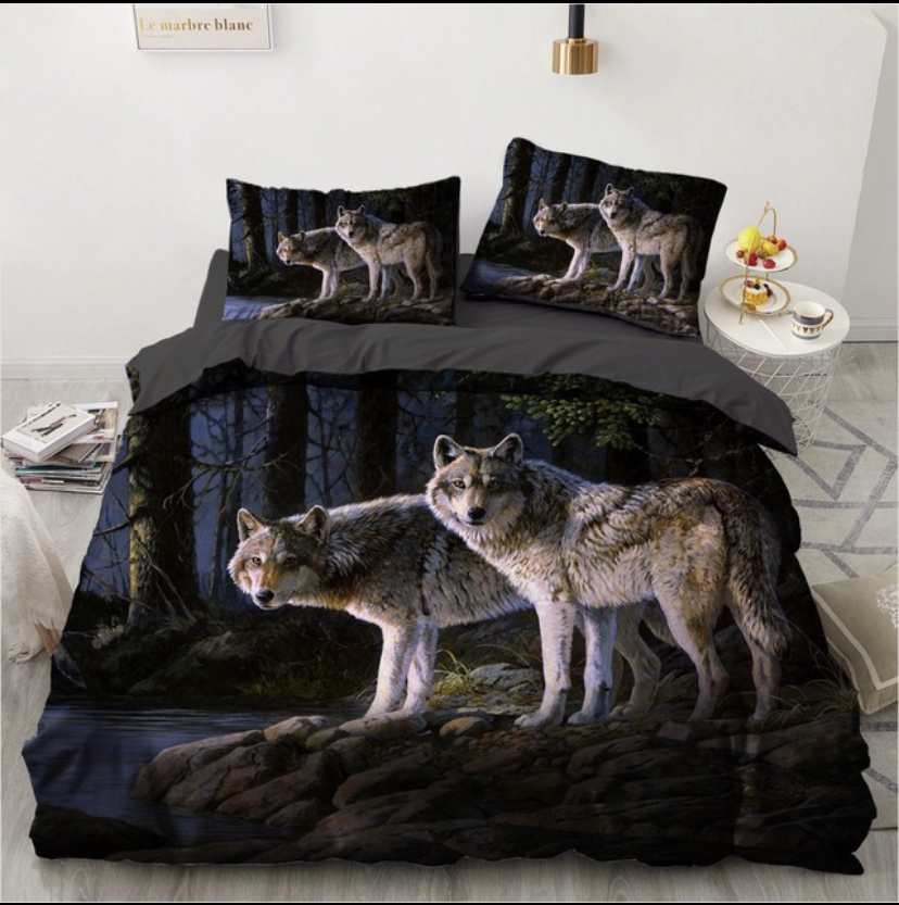 WOLF BED SETS HTB1 3