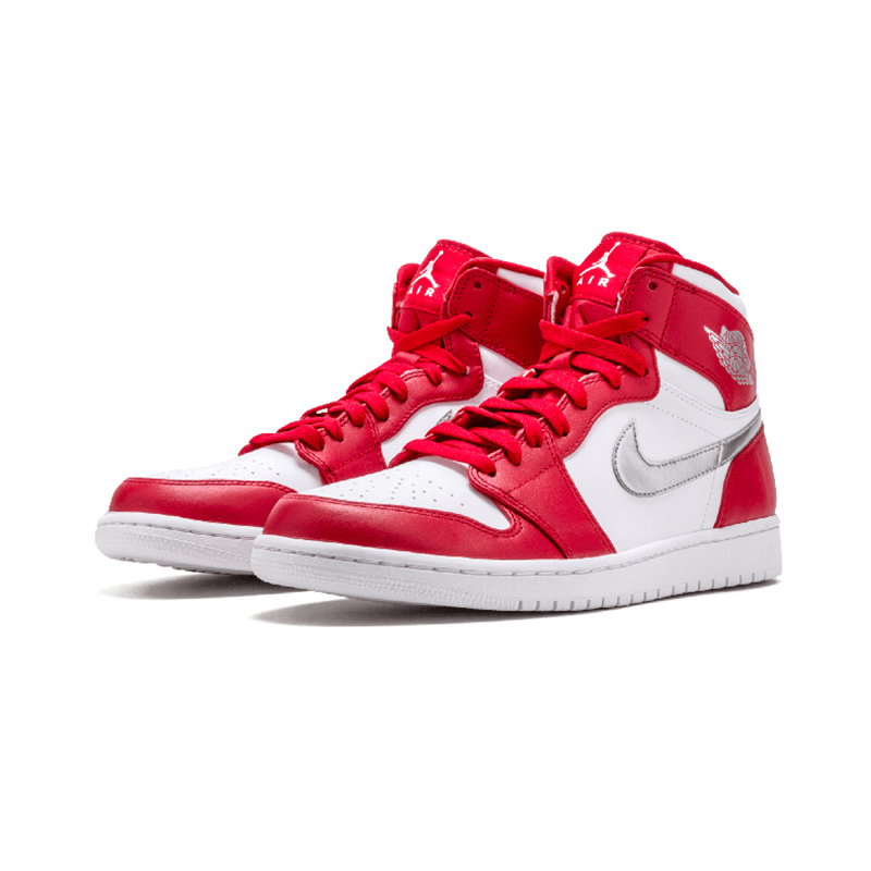 MEN'S AIR JORDAN HTB1 RED/WHITE