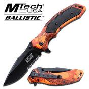 MTECH LOCK BLADE KNIFE MT-A835RC