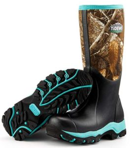 WOMEN'S HUNTING BOOTS HTB1 BLUE