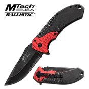 MTECH LOCK BLADE KNIFE MT-A885RD