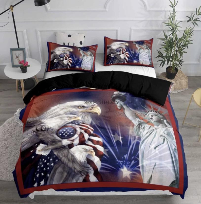 EAGLE  BED SET HTB1 USA
