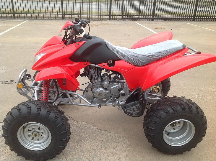 TORNADO 250 ATV