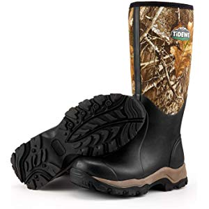 MEN'S HUNTING BOOTS HTB1 CAMO