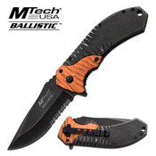 MTECH LOCK BLADE KNIFE MT-A885OR