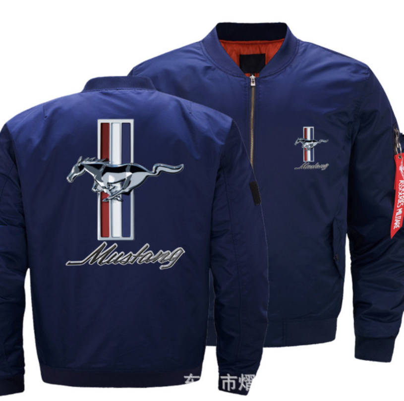 MUSTANG JACKET HTB1 BLUE
