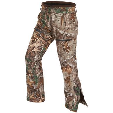 WOMEN'S CAMO HUNTING PANTS WX2-301260