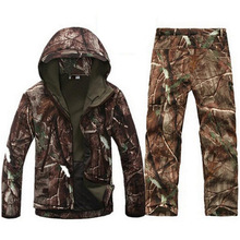MEN'S TACTICAL JACKET SET HTB1 TREE CAMO