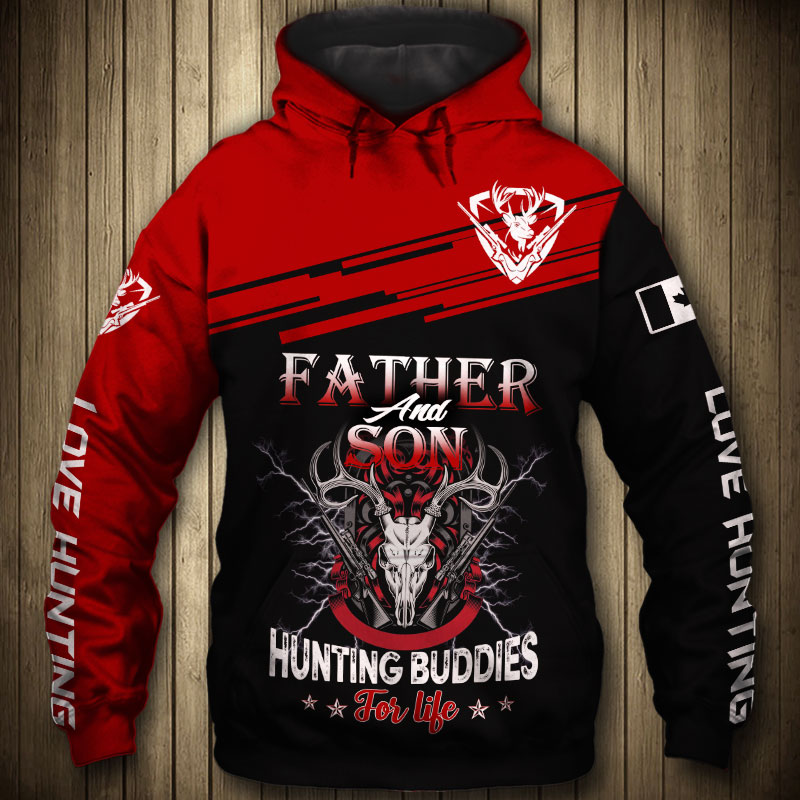 FATHER & SON HUNTING HOODIE HTB1 1