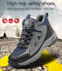 MEN'S SAFETY BOOTS HTB1 GREY