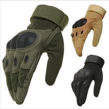 MEN'S TACTICAL  KNUCKLE GLOVES