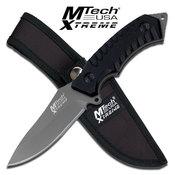 MTECH FIX BLADE KNIFE MX-8114