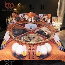 BEAR BED SETS HTB1 DREAM CATCHER