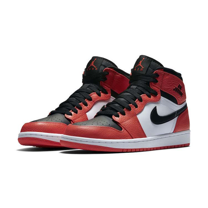 MEN'S AIR JORDAN HTB1 RED/BLACK