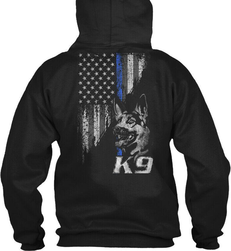 K9 HOODIE HTB1 BLACK