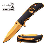 ELK RIDGE LOCK BLADE KNIFE ER-A008GD