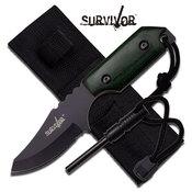 SURVIVAL FIX BLADE KNIFE HK-106321GW