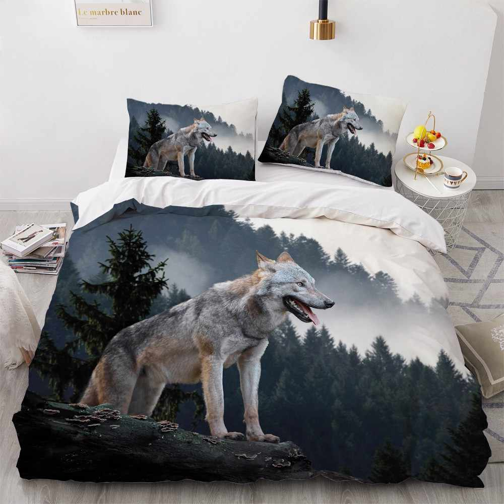 WOLF BED SETS HTB1 4