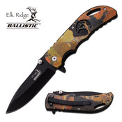 ELK RIDGE LOCK BLADE KNIFE ER-A008GC