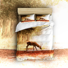 WHITETAIL BED SET HTB1BUCK