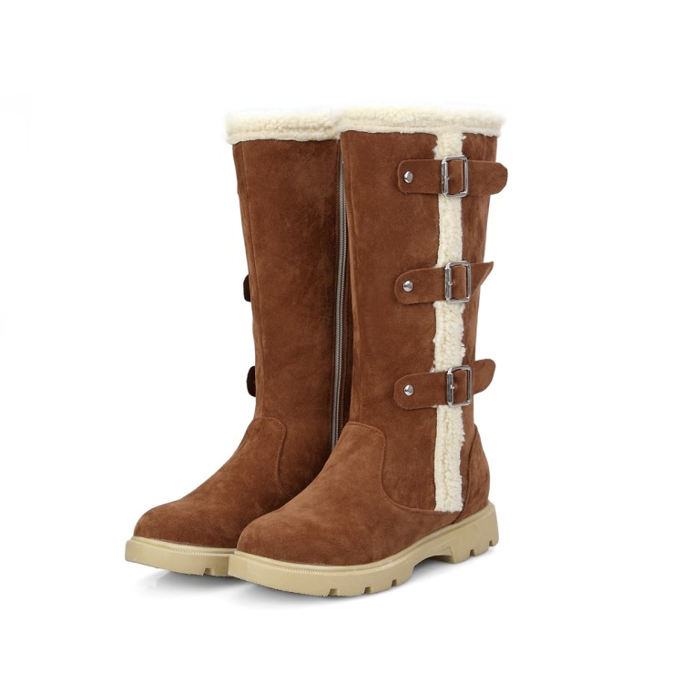 WOMEN'S AUSTRALIAN BOOTS  HTB1 BROWN