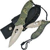 FROST FIX BLADE KNIFE FWT973DGC