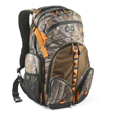 CAMO BACK PACK WX2-624291