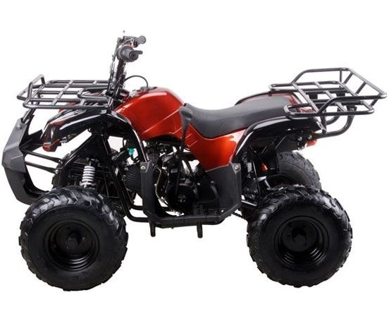 RED KODIAK ATV 125