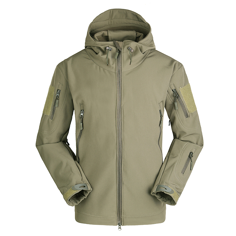 MEN'S TACTICAL JACKET  HTB1 KHAKI