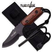 SURVIVAL FIX BLADE KNIFE HK-106321BW