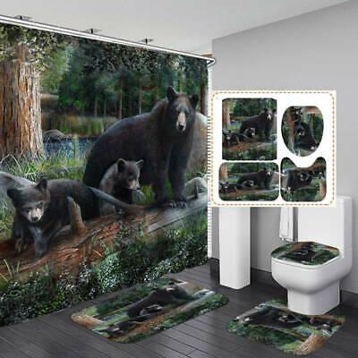 BEAR BATHROOM SET HTB1 BEAR