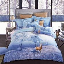 WHITETAIL BED SET HTB1WINTER