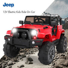 IBATTERY OPERATED JEEP  HTB1 RED