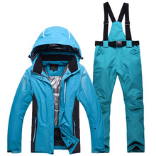 WOMENS SNOW SUITS HTB1 BLUE