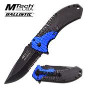 MTECH LOCK BLADE KNIFE MT-A885BL