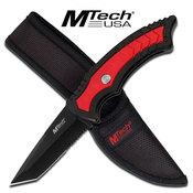 MTECH FIX BLADE KNIFE MT-20-22RD