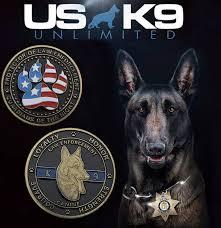 K9 U.S COIN HTB1 POLICE