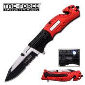 FIRE FIGHTER KNIFE TF-835FD