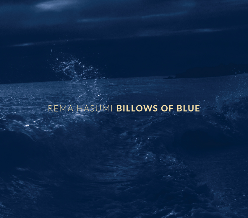 "Rema Hasumi ""BILLOWS OF BLUE"" CD (CD)"