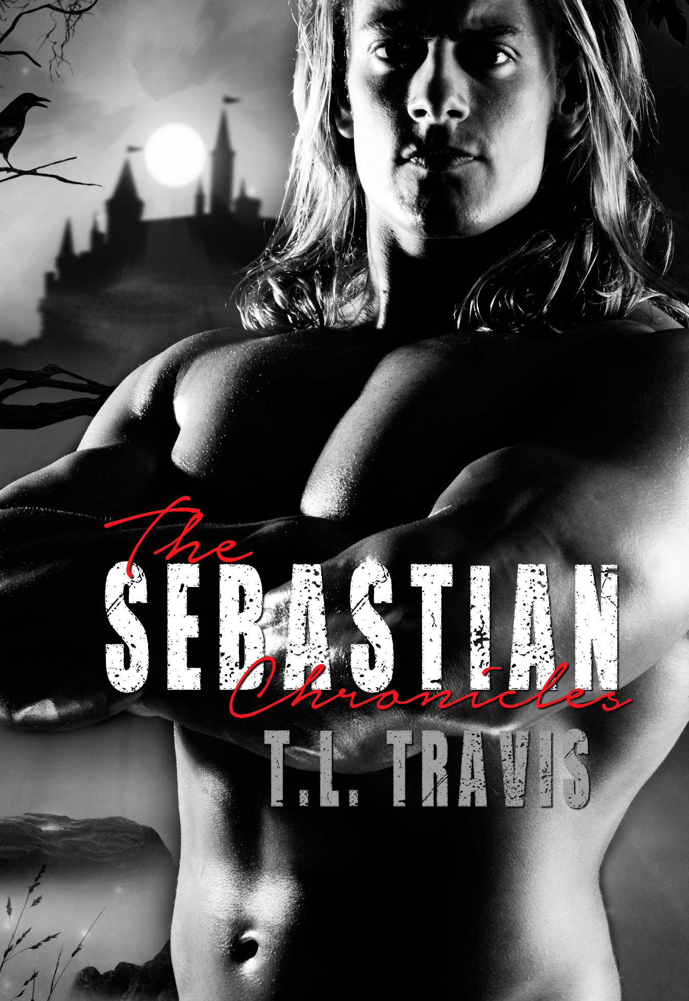 Autographed copy of The Sebastian Chronicles