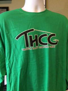 T-Shirt Irish Green (Long Sleeve)