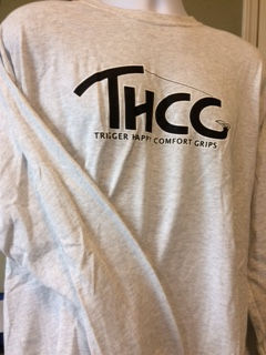 T-Shirt (Light Grey Long Sleeve)