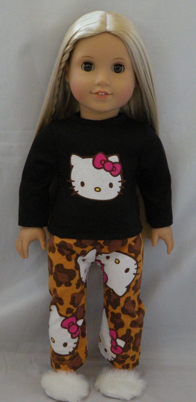 Hello Kitty Pajamas #5