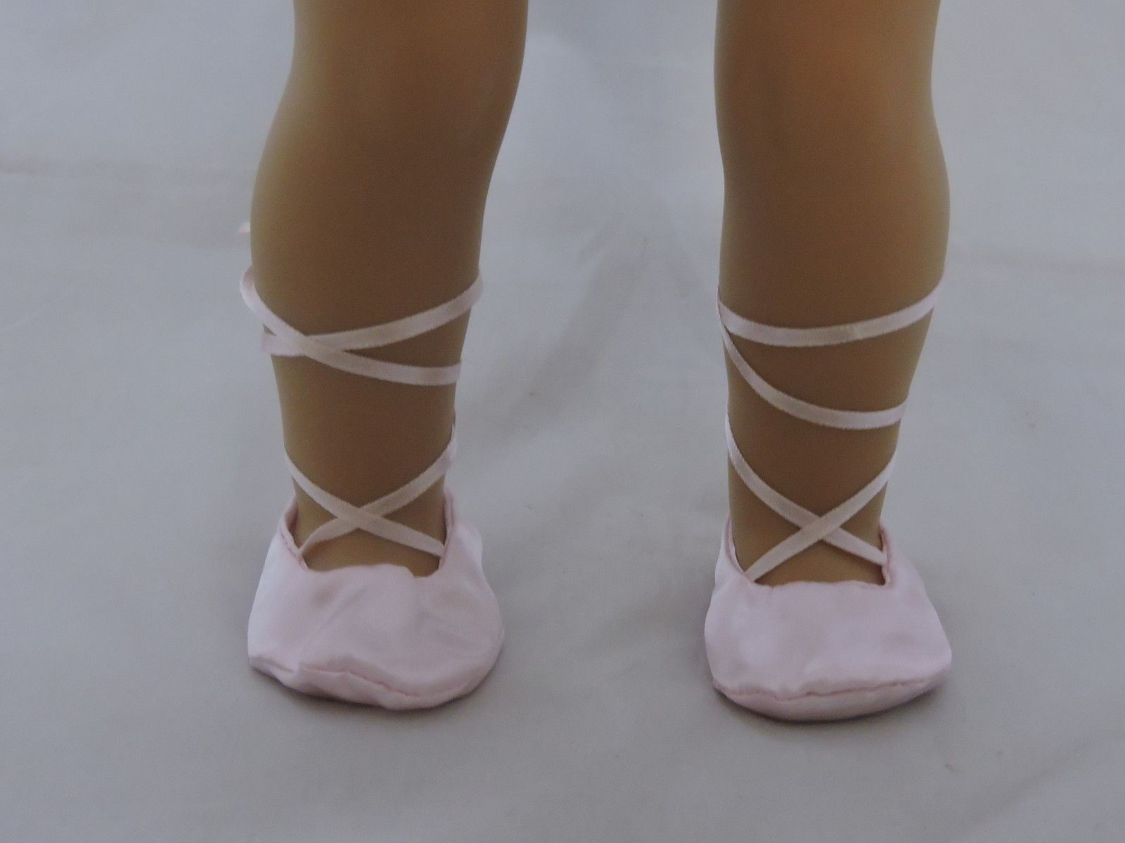 light Pink Ballet shoes